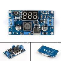 1x LM2596 Step-down Poder Convertidor Módulo DC 4.0~40 to 1.3-37V LED Voltímetro