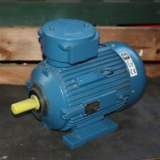 Toshiba 2.5KW 3 phase CD112M2 FLAME PROOF ELECTRIC MOTOR AUS ex 00.3695x 2880rpm