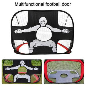Entraînement extérieur jouet cadre football portatif pliant objectif porte SH