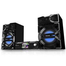 Panasonic SC-MAX3500EK Sistema Mini Bluetooth Nero 2000W RMS