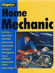 Home Mechanic Repair Manual
