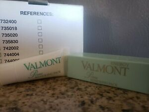 Valmont Prime Renewing Pack Samples 5ml x 12 pcs = 60ml - NEW IN BOX