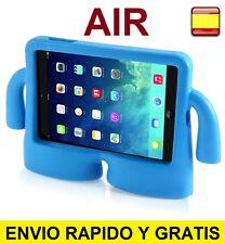 FUNDA PARA IPAD AIR 1, 2 Pro 9.7 IDEAL PARA NIÑOS iBuy iguy CARCASA ANTI GOLPES.