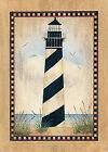 Art Print, Framed or Plaque by Linda Spivey - Cape Hatteras Lighthouse - LS647-R