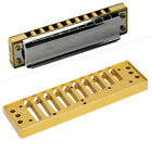 Professional Harmonica Comb 10  Hole Blues Harp Comb Part for HOHNER SP20 Gift