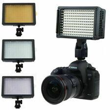 96 LED Luz de Vídeo Lámpara de Iluminación Zapata para Cámara DSLR Canon Nikon Camco J6W0