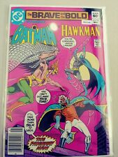BATMAN BRAVE AND THE BOLD 186 VF/NM DC PA2-248