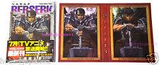 BERSERK Vol.38 Japanese Version Manga W/ LIMITED Book Cover guts