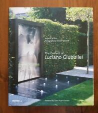 The Gardens of Luciano Giubbilei by Andrew Wilson HC Book SIGNED Landscaping