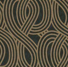 P&S Carat Schwarz Gold Glitzer Tapete