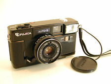 Fujica Auto-5 Rangefinder 35mm Film Camera