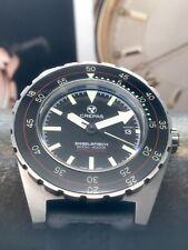 Crepas Engelsfish 1200m Titanium Diver Swiss ETA 2824 Top Grade Automatic 43mm
