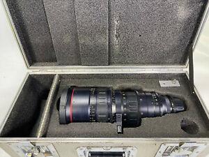 Angenieux Optimo 17-80 T2.2 PL Mount Electronic Cinema Zoom Lens