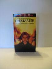 FIRESTARTER VHS