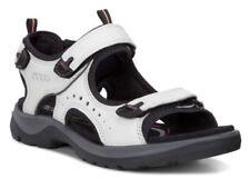 Sandali e scarpe bianchi marca ECCO per il mare da donna Materiale 100 % pelle