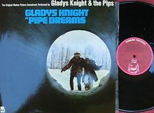 Gladys Knight & Pips ORIG OZ OST LP Pipedream NM '76 Buddah R&B Soul