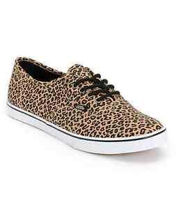 VANS Multicolor Leopard Athletic Shoes for Women for sale | eBay