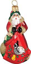 12 Days Of Christmas Joy to the World Mini Santas set of 12