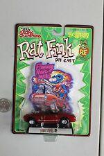 Ed Big Daddy Roth Rat Fink Flaming Hair at Mach 2 MISP NOS NIP MIP MINT RARE HTF