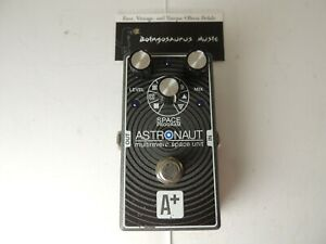 Shift Line A+ Astronaut  Mulitverb Reverb Effects Pedal Free USA Shipping