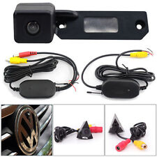 Direct Fit VW Transporter T5 Front Cam & Wireless Rear Reverse Reversing Camera
