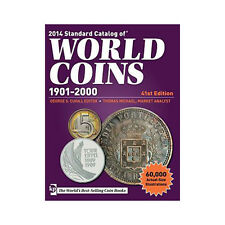 2014 Standard Catalog of World Coins 1901 - 2000 41st Edition Guide