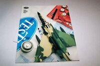Vintage Toy Catalog #51 - 1982 Testors Plastic Models