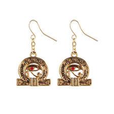 Egyptian Egypt Wadjet Patron of Kings Earrings Set of 2 Fashion Jewelry
