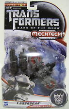 "LASERBEAK Transformers 3 DOTM Movie Deluxe Class 5"" Figure Facing Right 2011"