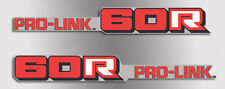 HONDA 1984 CR60 CR 60 SWINGARM PRO-LINK PROLINK REPRODUCTION DECALS GRAPHICS