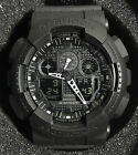 Casio G-Shock Mens Watch GA100-1A1 Black Sport Watch