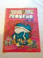 Pequeño País Judo Barcelona 92 Tebeo Comic nº 541 Abril 1992 Fido dido Wally