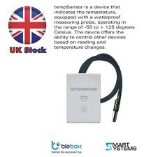 tempSensor Smart Home WiFi temperature sensor iPhone Android Alexa Google BleBox