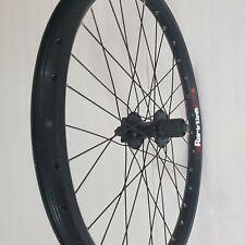 """24"""" MTB Rear Wheel, DMR Backline 34mm Wide Rim, Shimano 6 Bolt Disc hub."""