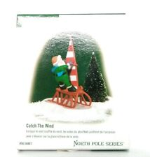 Department 56 North Pole Series Catch The Wind #56.56807