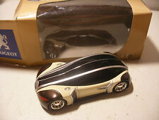 Voiture Die Cast Vehicule 3 inches NOREV Metal Concept car PEUGEOT 4002 1/55