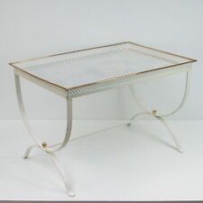 1950s MID CENTURY Side Table ~ Occasional Table in the Manner of Mathieu MATÉGOT