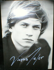 Vinzenz Kiefer, Autogramm, original signiert!
