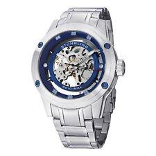 Stührling mechanische - (Handaufzugs) Armbanduhren aus Edelstahl