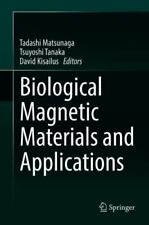 Biological Magnetic Materials and Applications (2018, Hardcover)