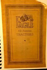 Eagle All  Purpose Tractors Simple-Durable-Economical Sales Information Book