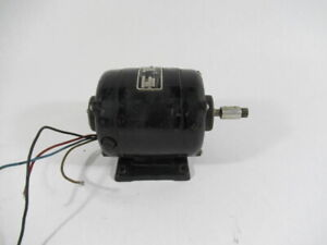 Bodine Electric Company NSH-34 DC Motor 1/40HP 400RPM 115V .6A ! WOW !