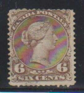 A8180: Canada #27 Used, Fine, Sound; CV