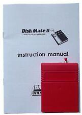 COMMODORE 64/128 DATEL diskmate v2.2 Veloce Carico Cartuccia