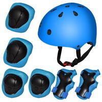 Kid Scooter Skateboard Bike Protective Gear Set ,Helmet and Knee Elbow Wrist Pad