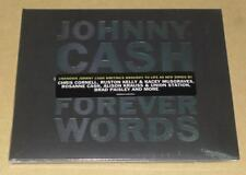 Johnny Cash: Forever Words by Various Artists (CD, Apr-2018, Sony CMG)