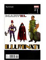 ILLUMINATI #1 HIP HOP VARIANT 1st PRINT 2015 Marvel Comics ENDGAME