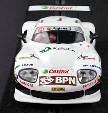 FLY EP0015 MARCOS LM600 CAMPEONATO ESPANA GT 2002 NEW 1/32 SLOT CAR