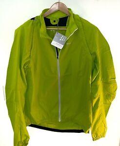 CRAFT Active Bike Cycling Jogging Convert Jacket Mens Green NEW XXL Ships USA