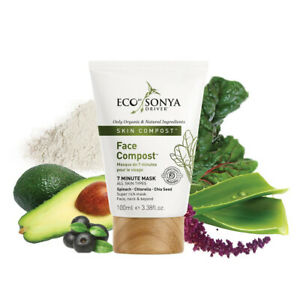 Organic Face Compost, Eco by Sonya Skincare
